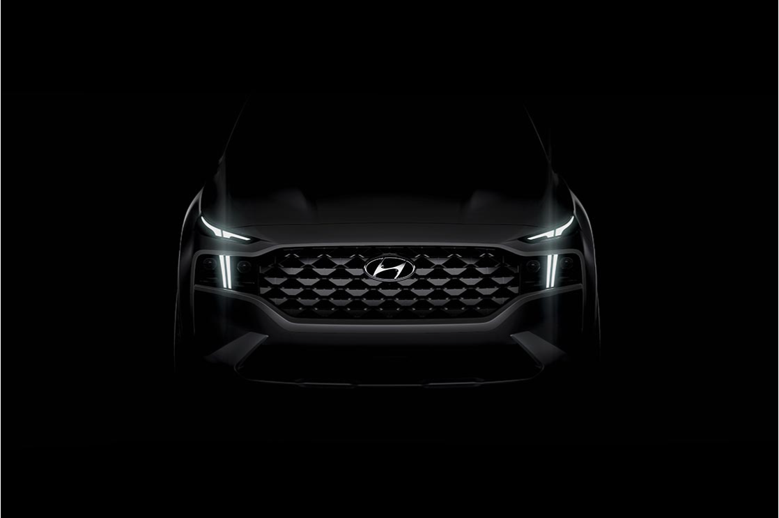 The Ultimate Family Adventure Vehicle, Reimagined: Hyundai Motor Reveals First Glimpse of New Santa Fe SUV