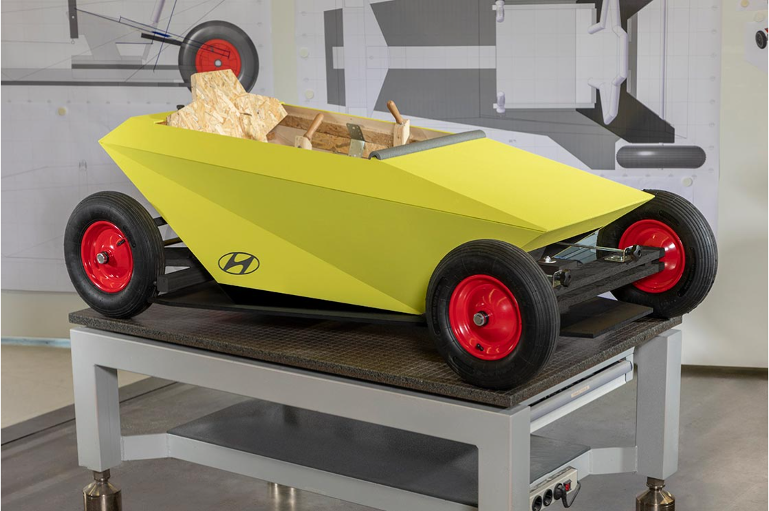 Creating quality time for families: Hyundai Motor develops soapbox ride