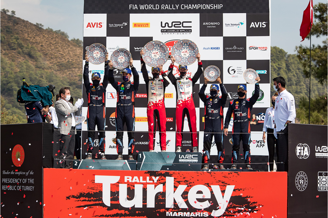 Rally Turkey – Day Three Report