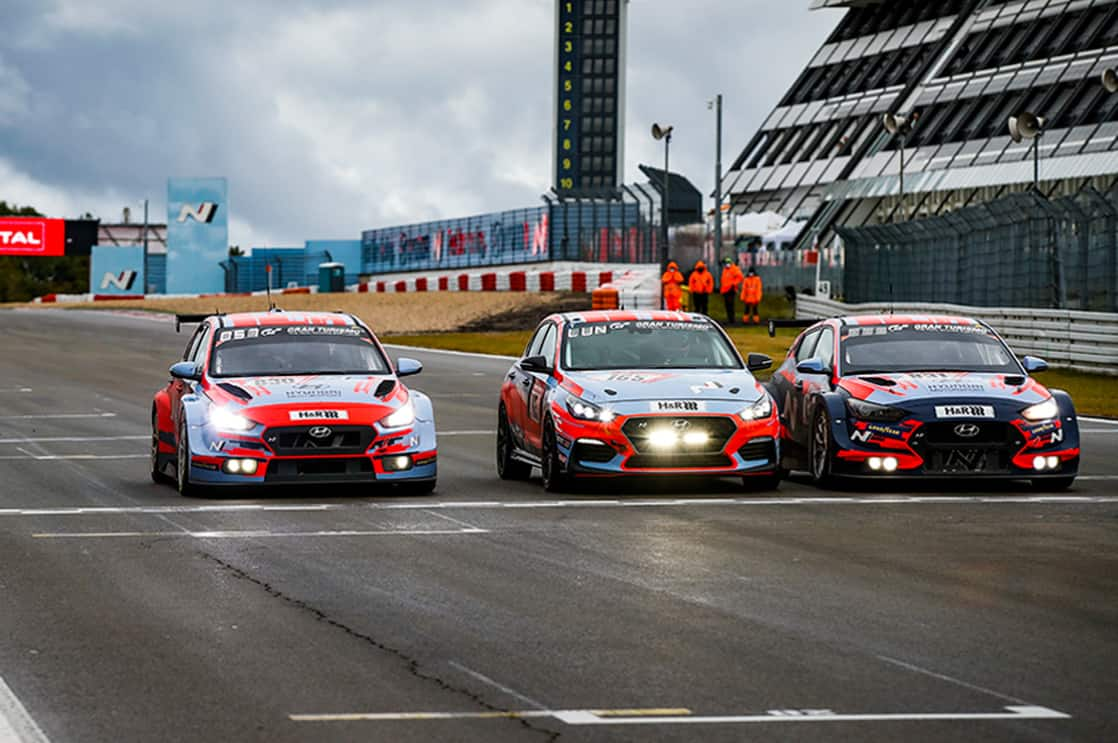 Hyundai cars take class win and podium from Nürburgring 24 Hours