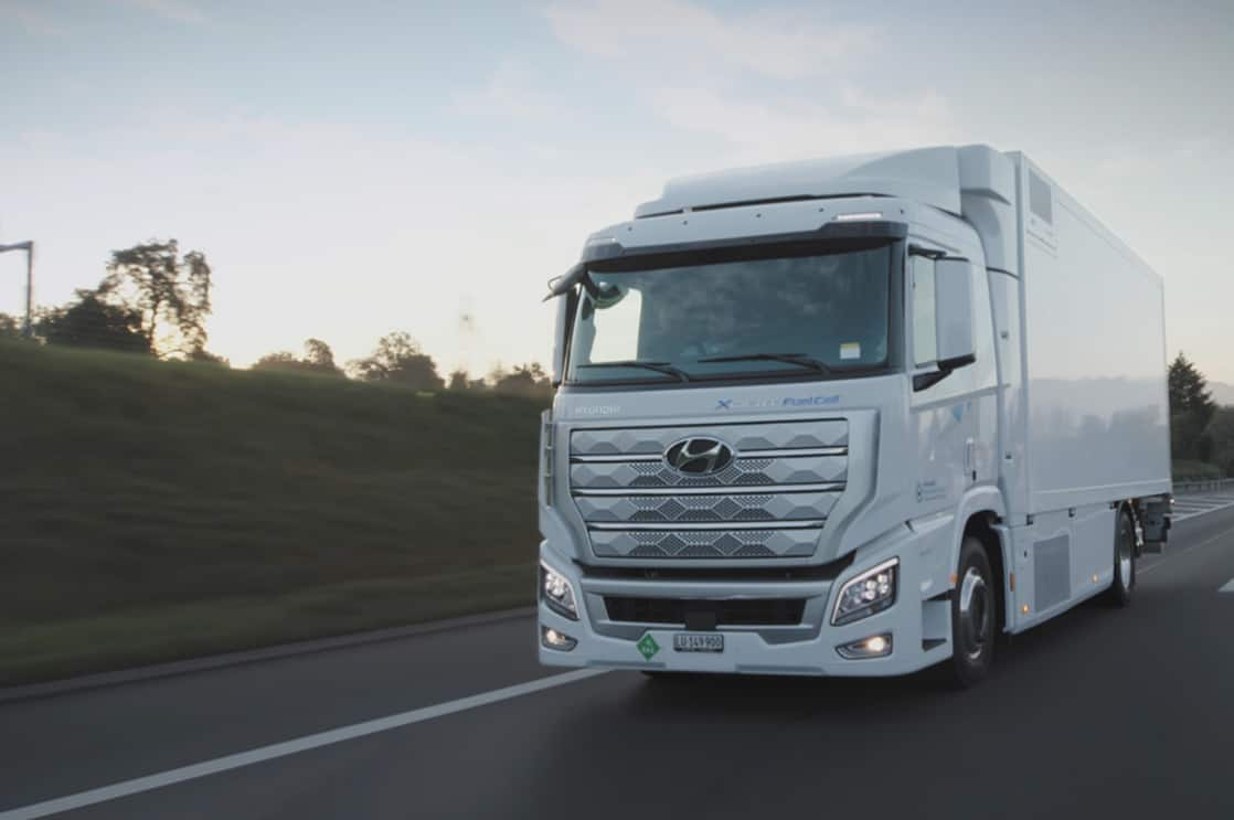 Hyundai Motor Shares Fuel Cell Commercial Vehicle Roadmap, Launches XCIENT Fuel Cell Truck at Digital Event