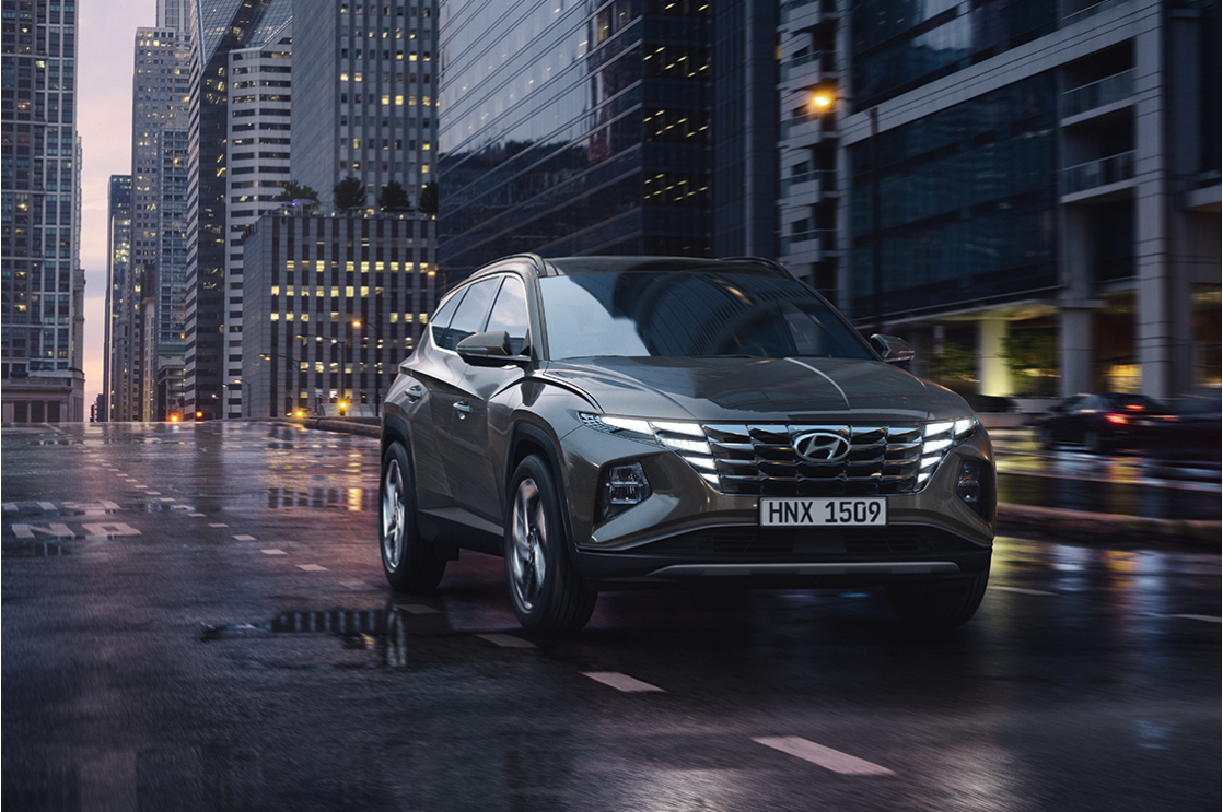 Hyundai and SM Entertainment Present 'The All-New Tucson, Beyond DRIVE' Innovative Virtual Showcase for Hot New SUV