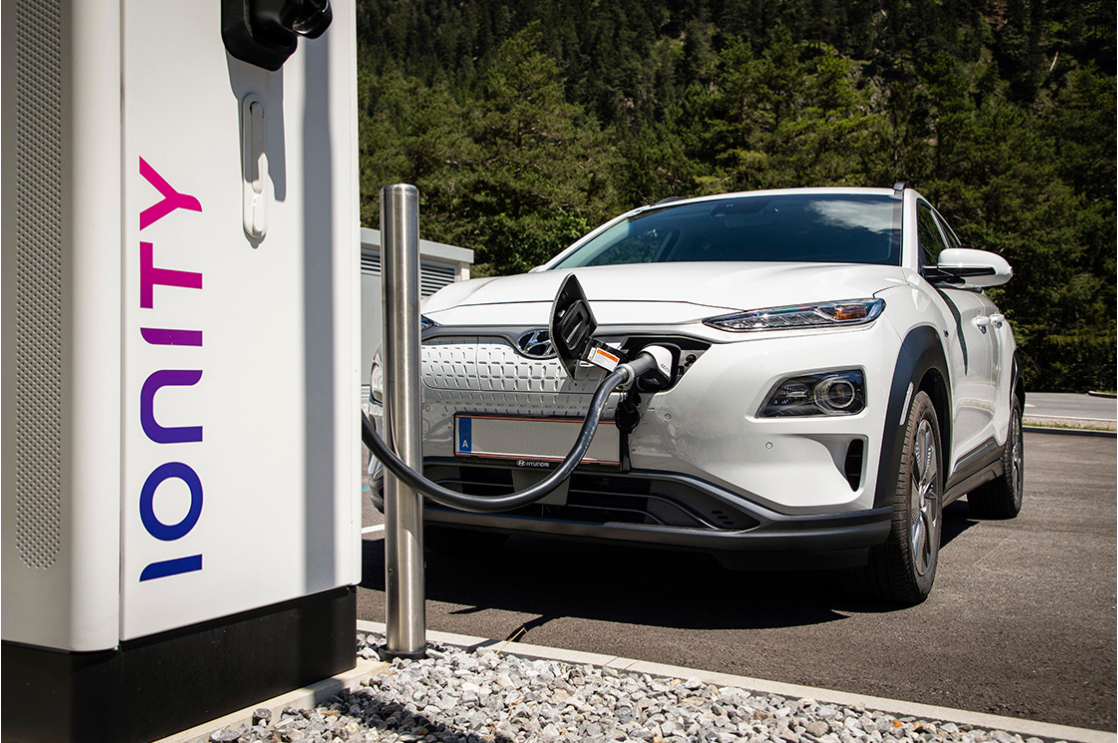 Hyundai Motor Group joins IONITY, Europe's leading high-power charging network for electric vehicles