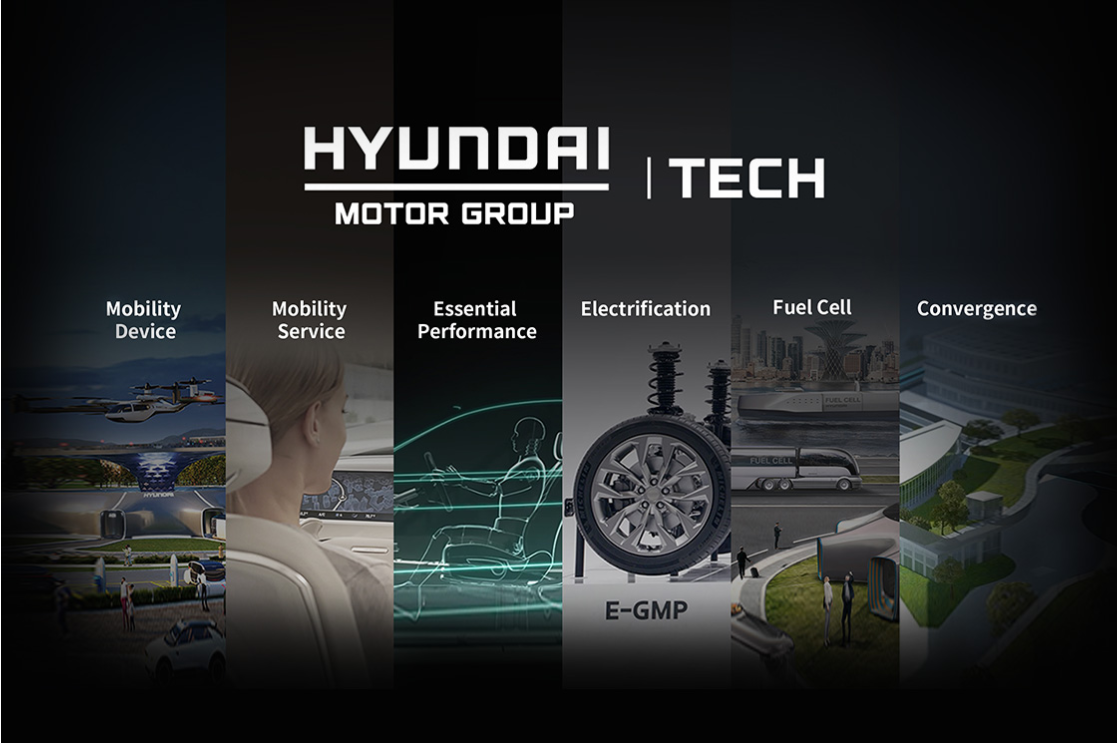 Hyundai Motor Group Renews Its Website to Introduce Future Technology Leadership