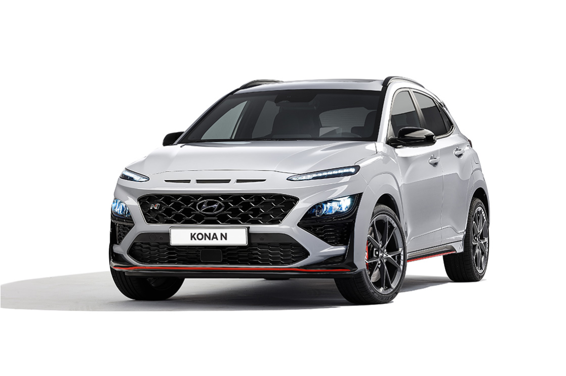 Hyundai Motor Takes Sport Utility Performance to the 'N'th Degree with the All-New KONA N, a 'True Hot SUV'