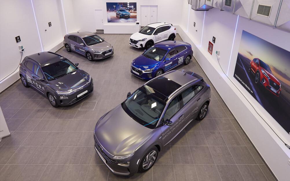 Concesionario ECO Store, todos los vehículos ecológicos/sostenibles de Hyundai en un mismo lugar
