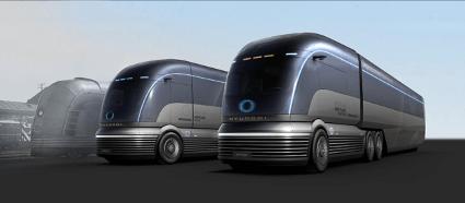 Nuevo Hyundai HDC-6 Neptune: el primer camión de pila de hidrógeno