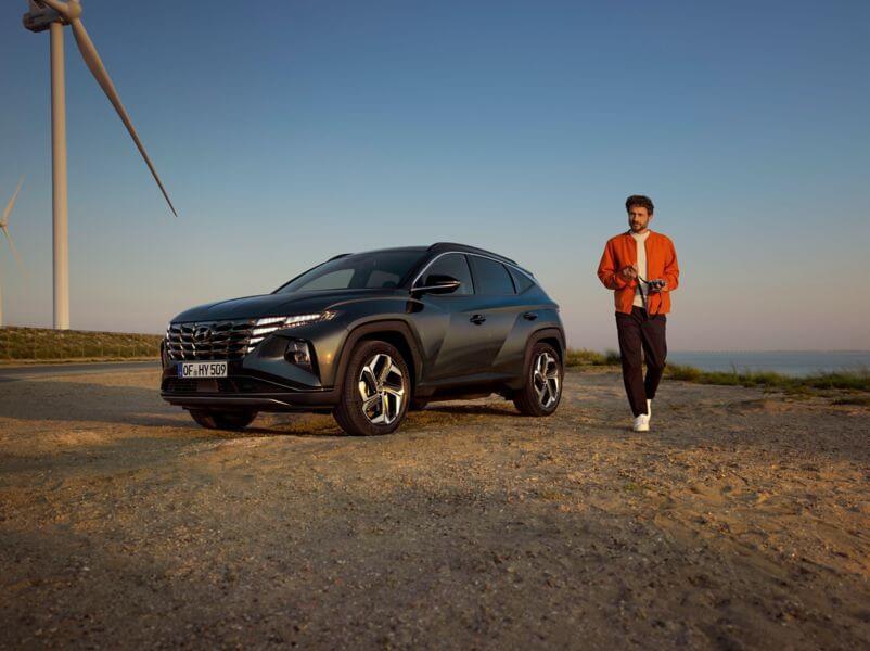 Nuevo Hyundai TUCSON híbrido: el hev diseñado para ti