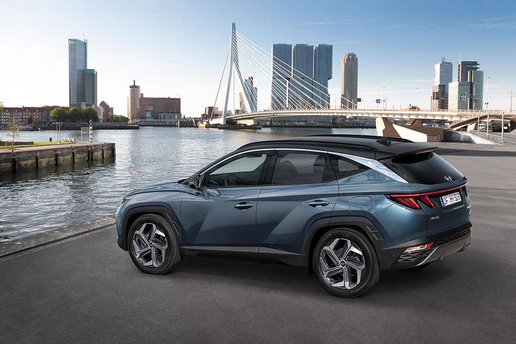 Nuevo Hyundai TUCSON 48V: El revolucionario SUV híbrido