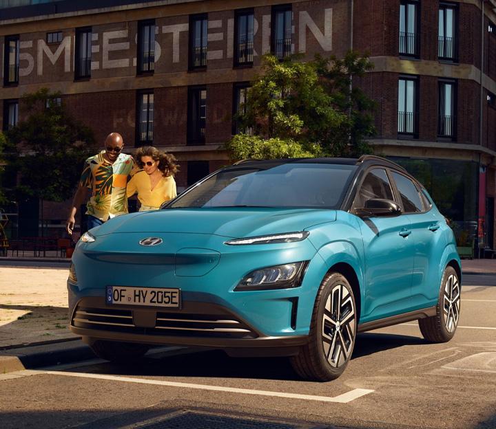 Todo sobre el KONA, el SUV ECO de Hyundai