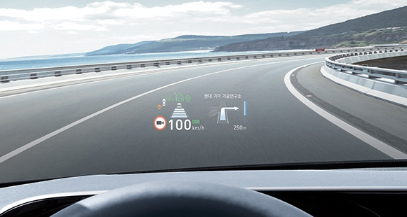 Palisade Head-Up Display