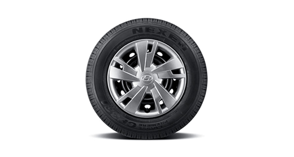 PORTER II Electric, Premium full-sized wheel cover