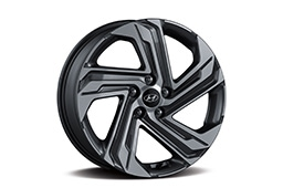 santafe 18-inch front-processed alloy wheel