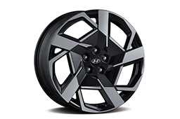 santafe 20-inch front-processed alloy wheel