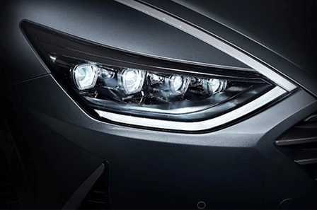sonata Full LED headlamp (projection type)