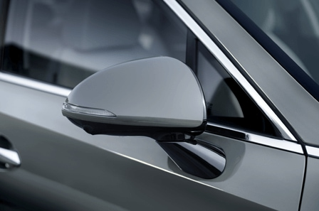 Sonata Exterior mirror (LED repeater, heating, power adjustment, power-folding)