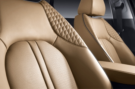 Sonata Nappa leather seat