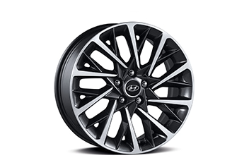 Sonata 18-inch alloy wheel